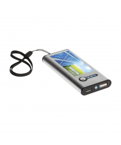 Solar PowerCharger powerbank bedrukken