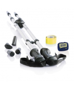 Nordic walking set bedrukken