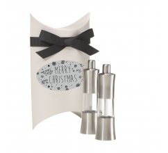 Salt & Pepper Gift Set-Merry Christmas bedrukken
