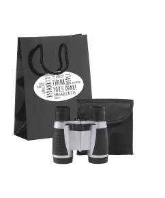 Orca Binoculars Gift Set-Thank you bedrukken