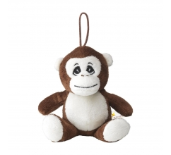 Animal Friend Monkey knuffel bedrukken