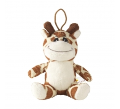 Animal Friend Giraffe knuffel bedrukken